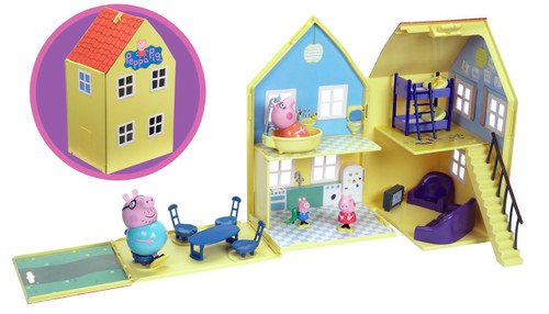 Peppa Pig Deluxe Playhouse 05089