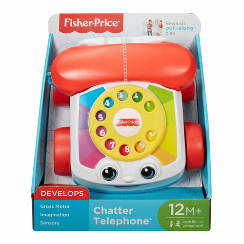 Fisher Price Chatter Phone FGW66