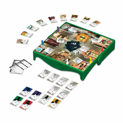 Grab & Go Travel Cluedo B0999