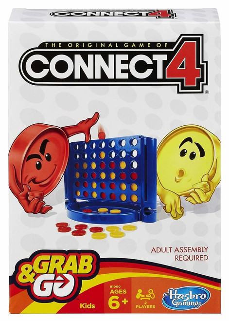 Grab & Go Travel Connect 4 B1000