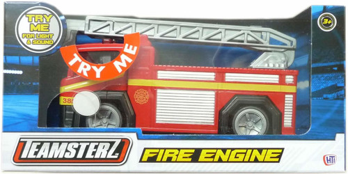 Teamsterz Traditional Fire Engine 1373616
