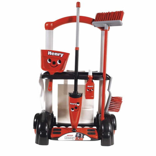 Henry Cleaning Trolley 630