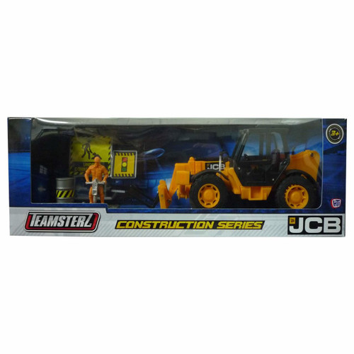 Teamsterz JCB Spiked Load All Construction Set 1373570