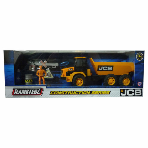 Teamsterz JCB Dumper Truck Construction Set 1373570