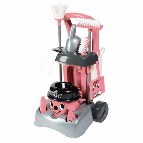 Hetty Deluxe Cleaning Trolley 675