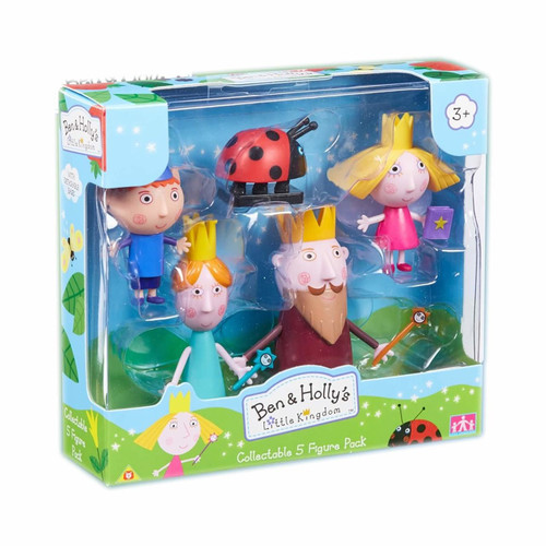 Ben & Holly 5 Figure Pack 06498