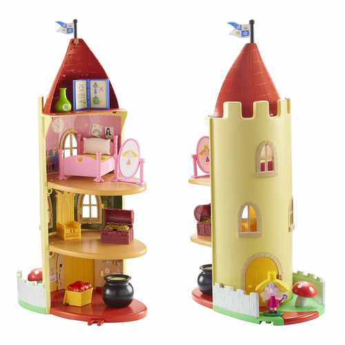 Ben & Holly Thistle Castle Playset 06402