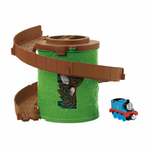 Thomas & Friends Spiral Tower Track With Thomas FBC44