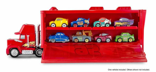 Cars Mini Mack Tracksporter FLG70