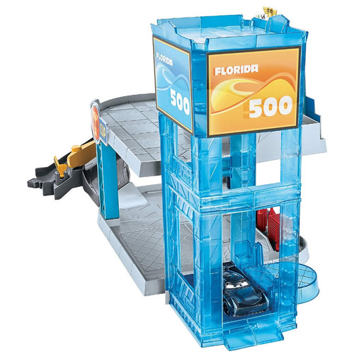 Cars Florida 500 Garage Playset FWL70