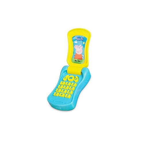 Peppa Pig Peppa's Mobile Phone 1384027