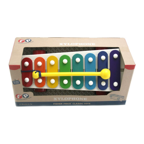 Fisher Price Classic Xylophone 01702