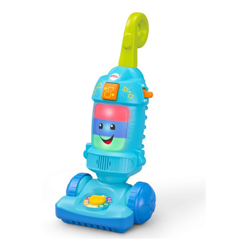 Fisher Price Light-Up Learning Vacuum FNR97