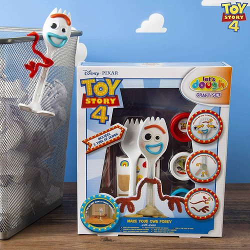Toy Story 4 Make Your Own Forky Kit DTS4-4804