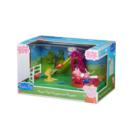 Peppa Pig Playground Set 06712