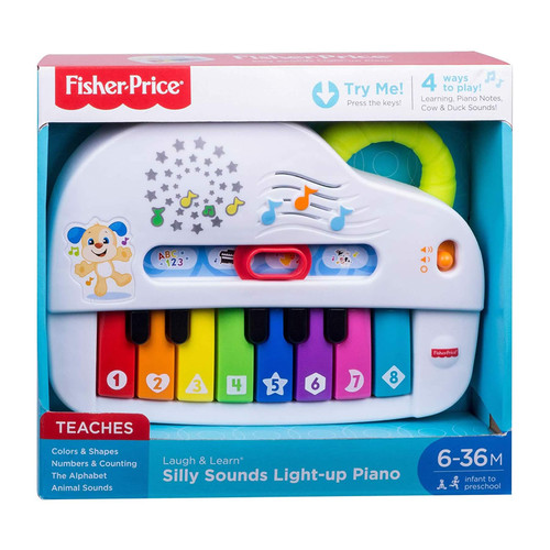 Fisher Price Silly Sounds Piano GFK04