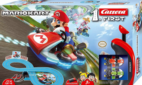 Mario Kart First Carrera Slot Racing Track 20063014