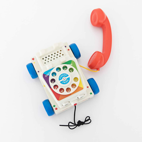 Fisher Price Classic Chatter Phone 01694