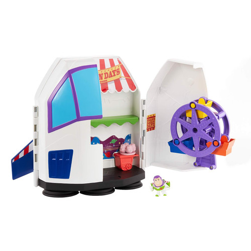 Toy Story Minis Buzz Lightyears Star Playset GCY87