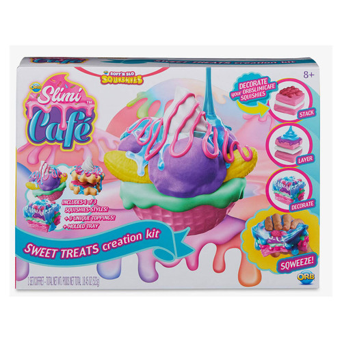 Slimi Cafe Sweet Treats Creation Kit 128371
