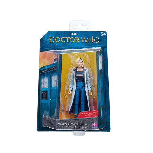 Doctor Who 13th Action Figure 06845