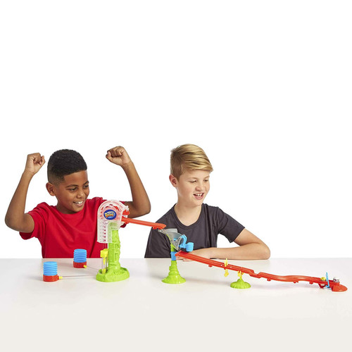 Mighty Beanz Slammer Time Race Track 66504
