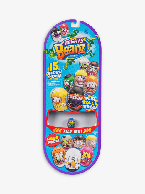 Mighty Beanz Collector Mega Pack Series 1 15 Beanz 66519