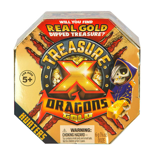Treasure X Dragons Gold Hunters Pack 41507