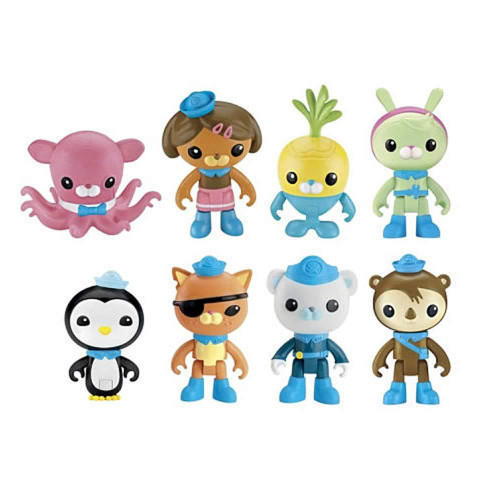 Octonauts Octo-Crew Pack A060004