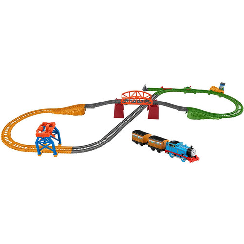 Thomas & Friends TrackMaster 3 in 1 Package Pickup Playset GPD88