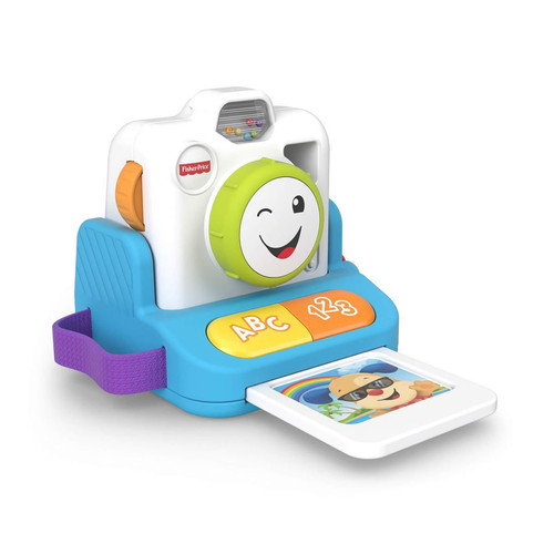 Fisher Price Laugh & Learn Instant Camera GMX42