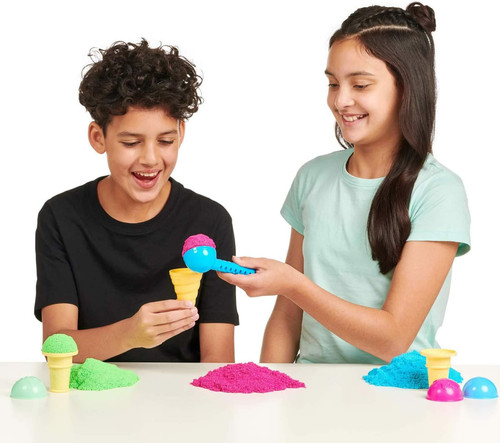 Foam Alive Make n Melt Ice Cream Kit 5907