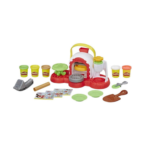 Play Doh Stamp 'n' Top Pizza E4576