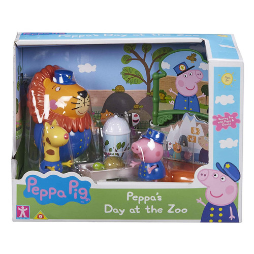 Peppa's Day at The Zoo 07170 (07173)