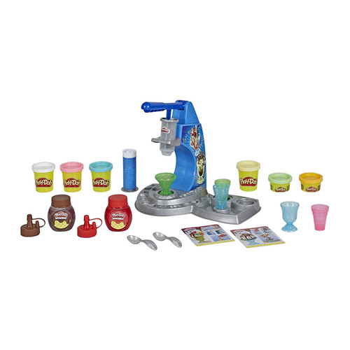 Play-Doh Drizzy Ice Cream Playset E6688