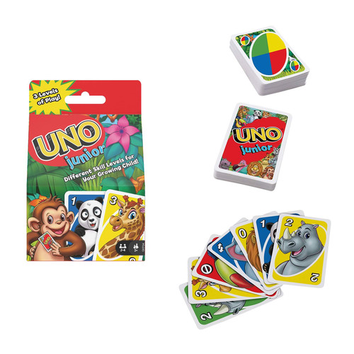 Hasbro UNO Junior Card Game