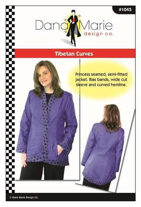 Tibetan Curves Jacket