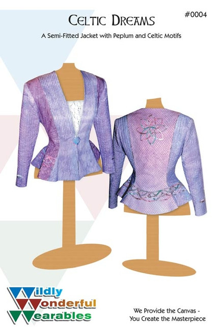 Celtic Dreams Jacket  Pattern