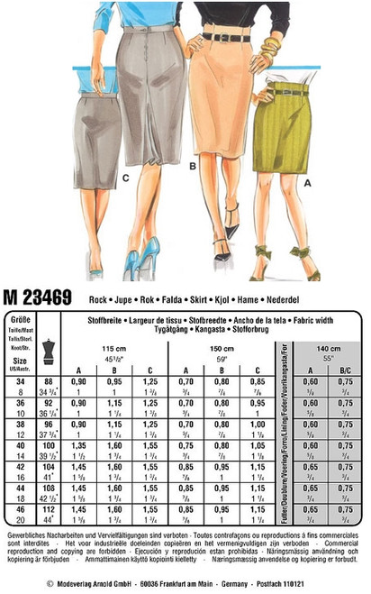 23469 - Neue Mode