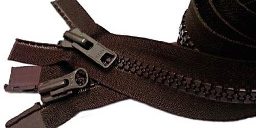"Dual Separating Sport Zipper - 26"""