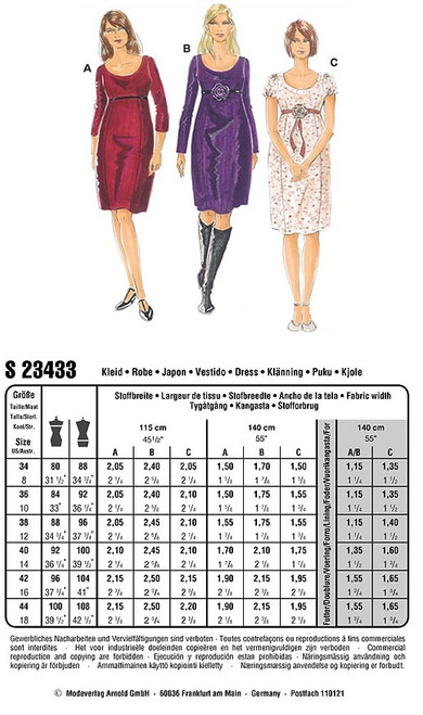 23433- Neue Mode