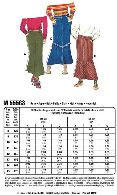 55563 - Neue Mode