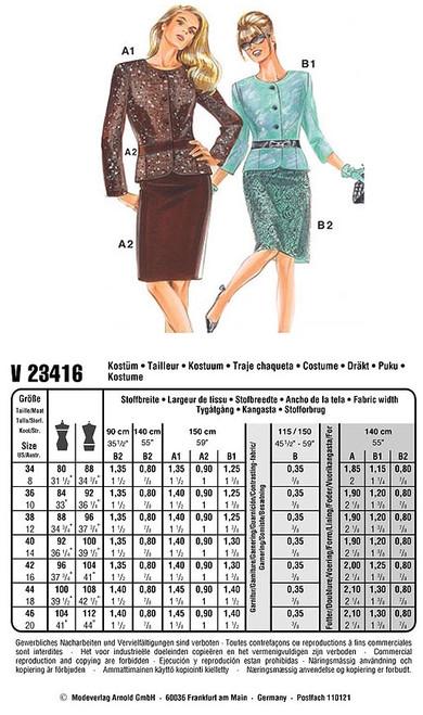 23416 - Neue Mode