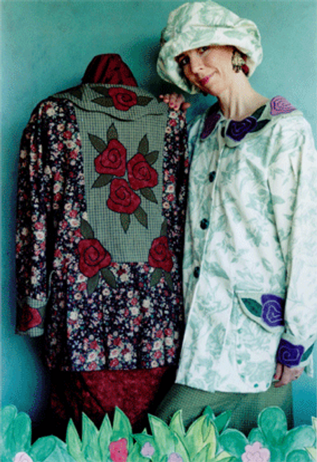 Bloomsbury Garden Jacket - Pavelka Design