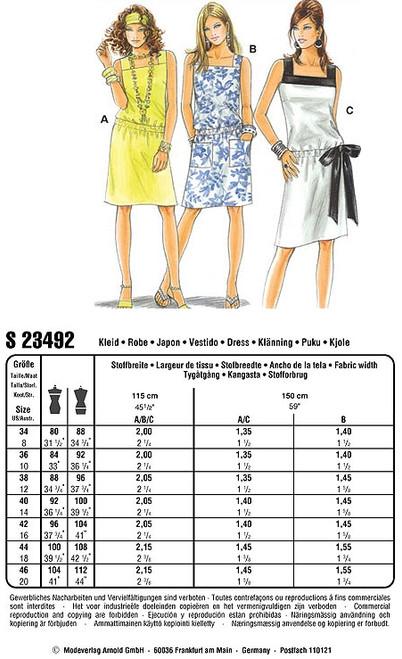 23492 - Neue Mode