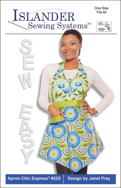 Apron Chic Express - Islander Sewing Systems