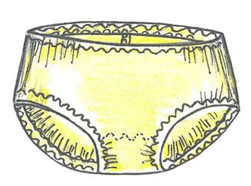 Low Rise Pantie - Lingerie Secrets