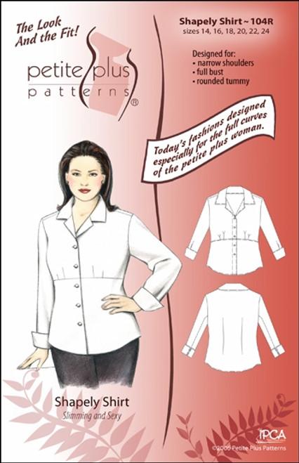 Shapely Shirt - Petite Plus