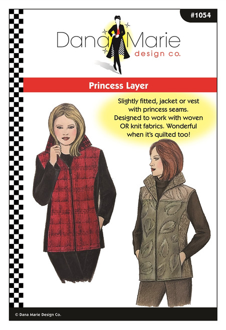 Princess Layer - Jacket and Vest