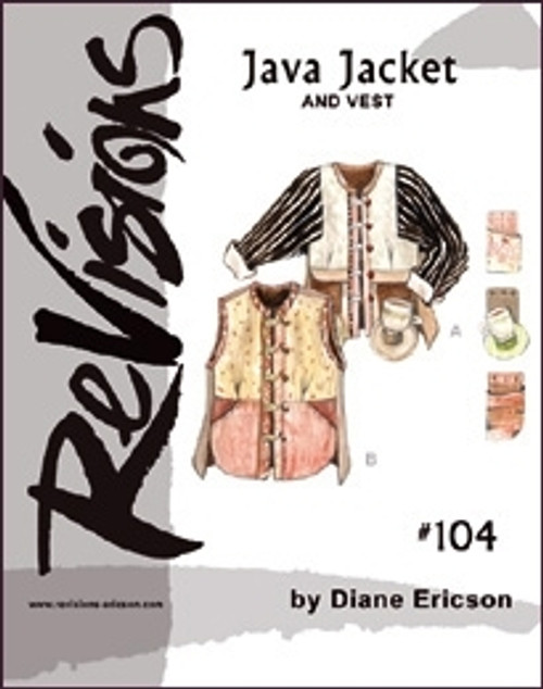 Java Jacket - Diane Ericson - ReVisions